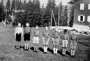 1951 JW-Lager Älggi Alp